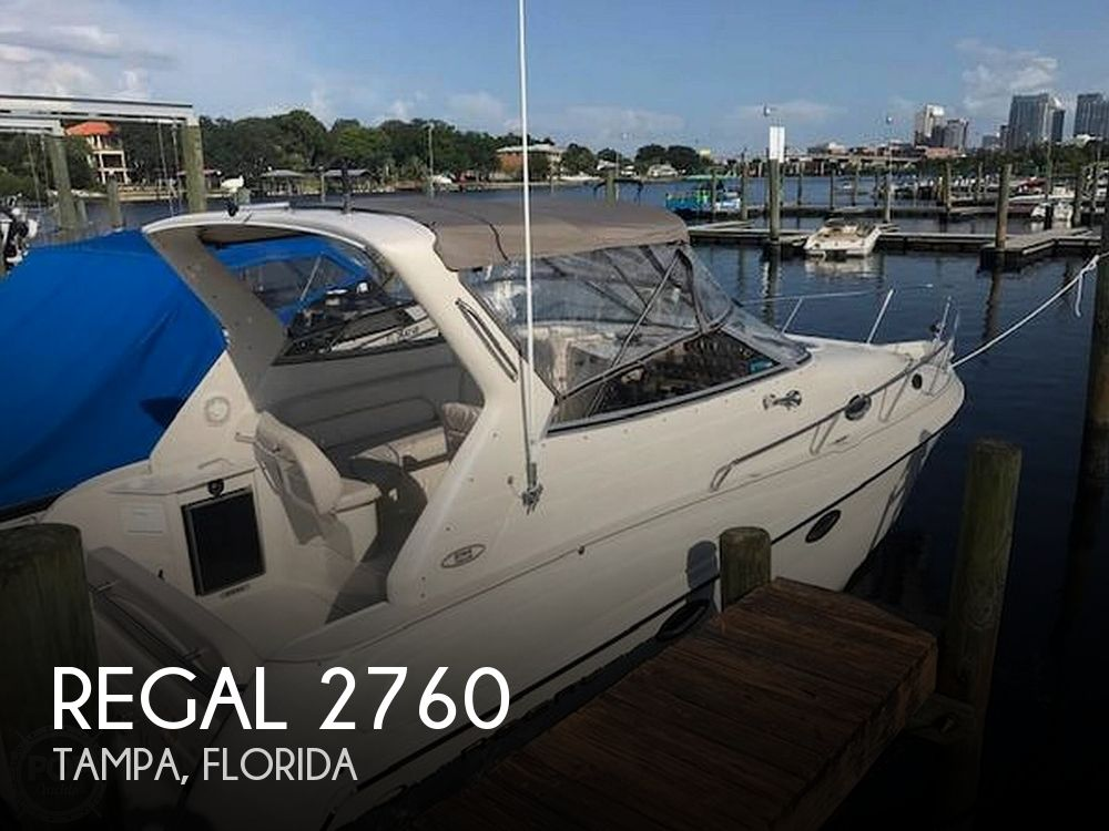 Used Regal 27 Boats For Sale by owner | 1999 Regal 2760