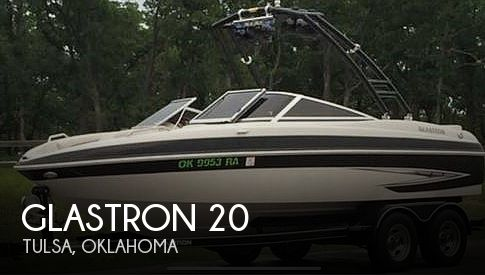 Used Glastron Boats For Sale in Oklahoma by owner | 2011 Glastron 20