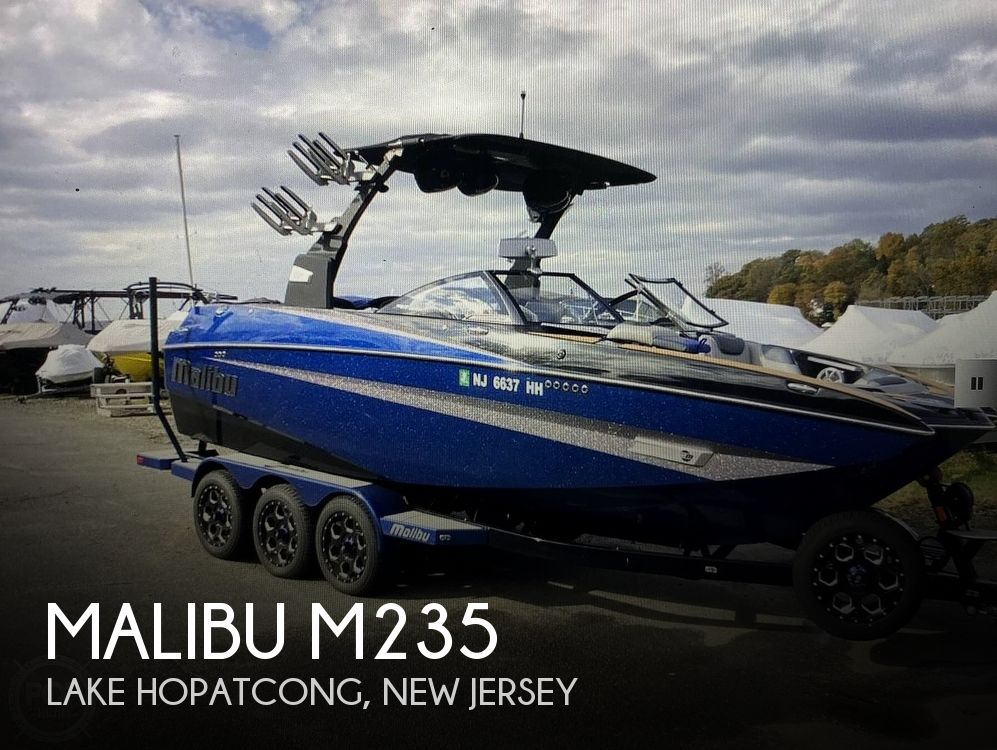 Used MALIBU Boats For Sale by owner | 2016 Malibu m235
