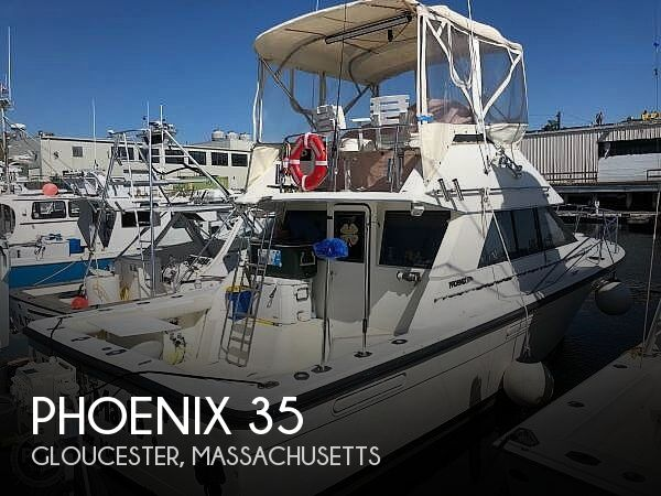 Used Phoenix Boats For Sale by owner | 1988 Phoenix 35