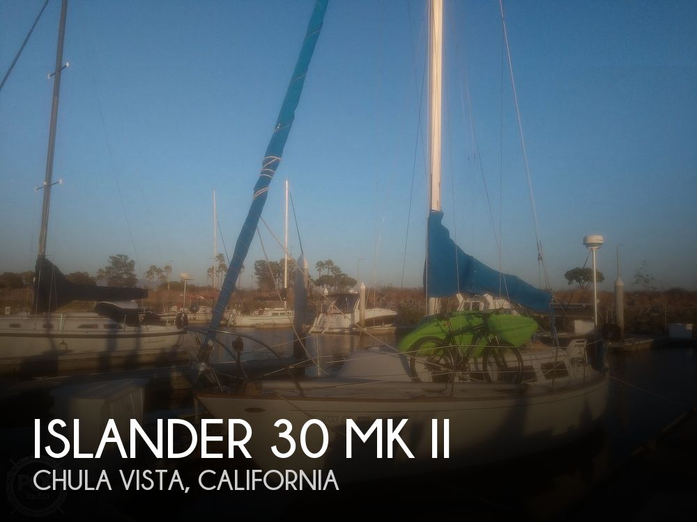 Used Sailboats For Sale by owner | 1971 Islander Boats 30