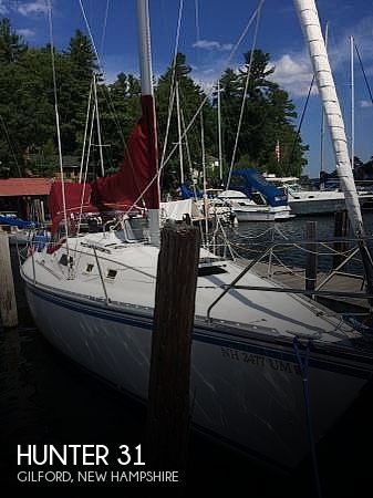 Used Hunter Sailboats For Sale by owner | 1985 Hunter 31
