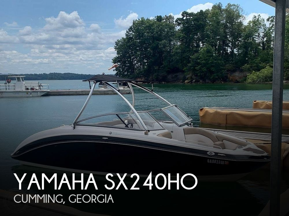 Used Yamaha Boats For Sale in Georgia by owner | 2012 Yamaha 240