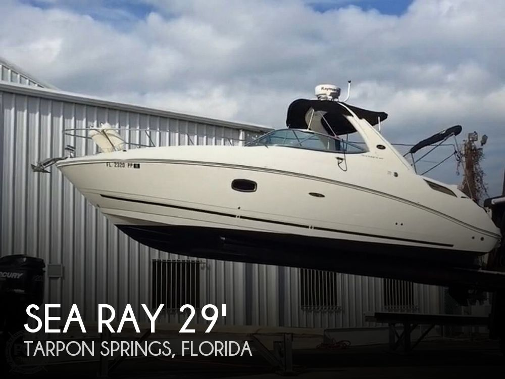 Used Sea Ray 29 Boats For Sale by owner | 2009 Sea Ray 29