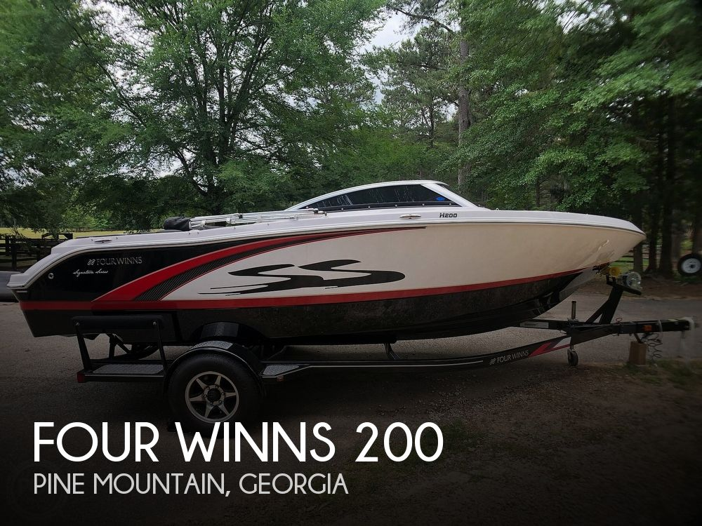 2013 FOUR WINNS H200 SIGNATURE SERIES for sale