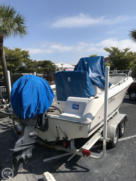 2006 Cobia boat for sale, model of the boat is 194 CC & Image # 2 of 6