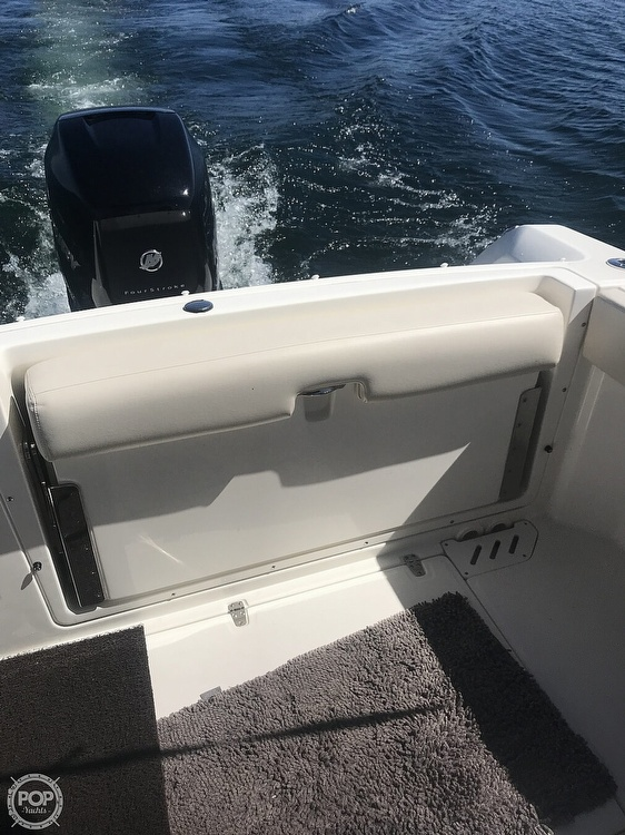 2016 Boston Whaler boat for sale, model of the boat is 230 Vantage & Image # 21 of 26