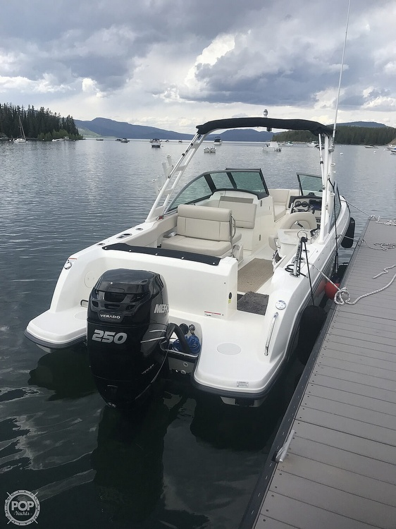 2016 Boston Whaler boat for sale, model of the boat is 230 Vantage & Image # 14 of 26