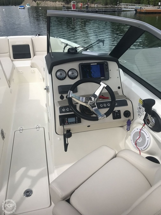 2016 Boston Whaler boat for sale, model of the boat is 230 Vantage & Image # 15 of 26