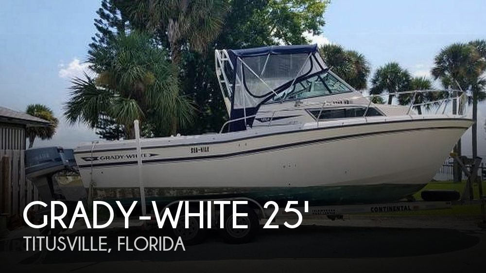 Used Grady-White Boats For Sale in Deltona, Florida by owner | 1992 Grady-White 25