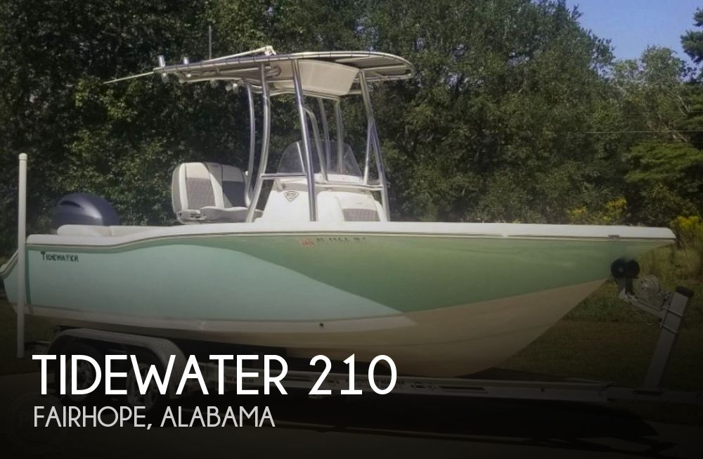 Used Tidewater Boats For Sale by owner | 2017 Tidewater 210