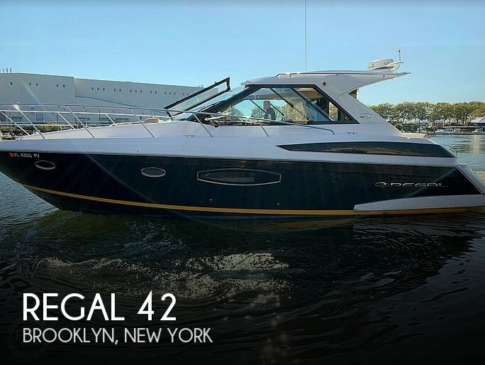Used Boats For Sale in Trenton, New Jersey by owner | 2015 Regal 42