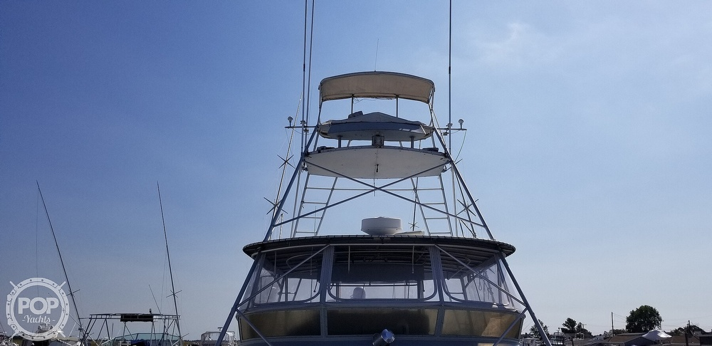 1981 Striker boat for sale, model of the boat is 60 & Image # 26 of 40