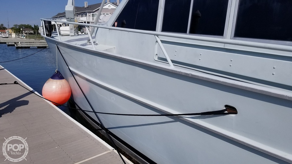 1981 Striker boat for sale, model of the boat is 60 & Image # 33 of 40
