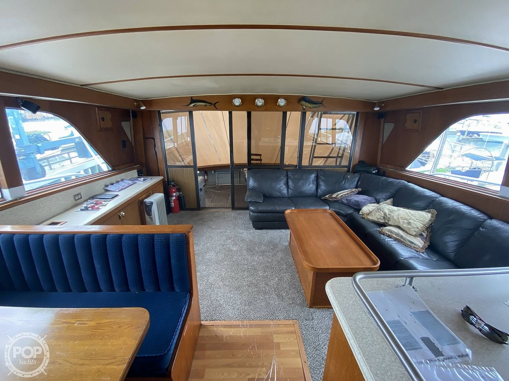 1981 Striker boat for sale, model of the boat is 60 & Image # 4 of 40
