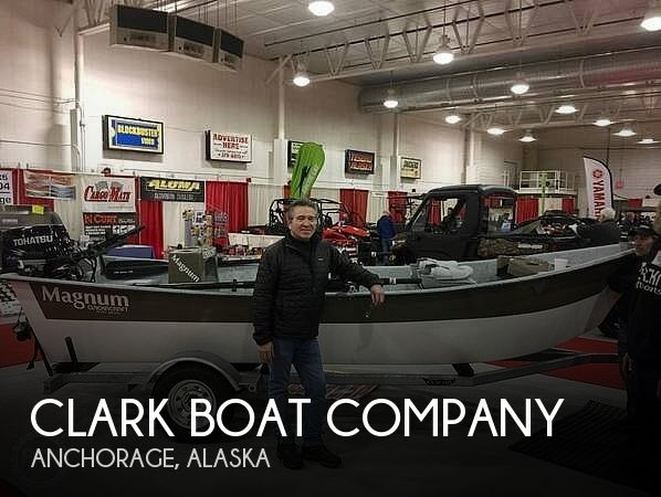 Used Boats For Sale in Anchorage, Alaska by owner | 2017 Clackacraft 17 Magnum Power Drifter