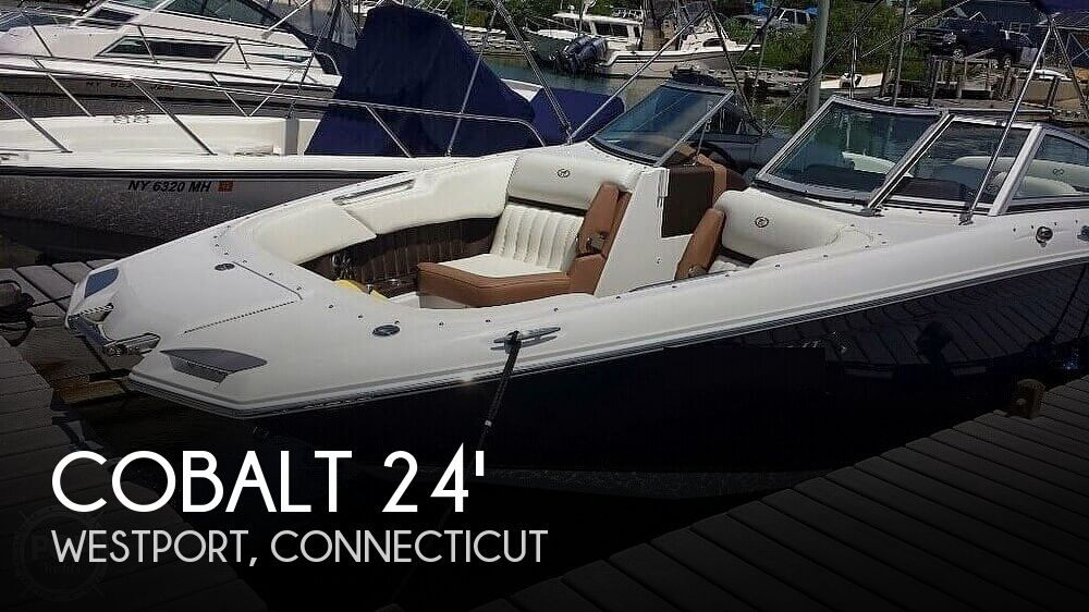Used Deck Boats For Sale by owner | 2013 Cobalt Sport Deck 24