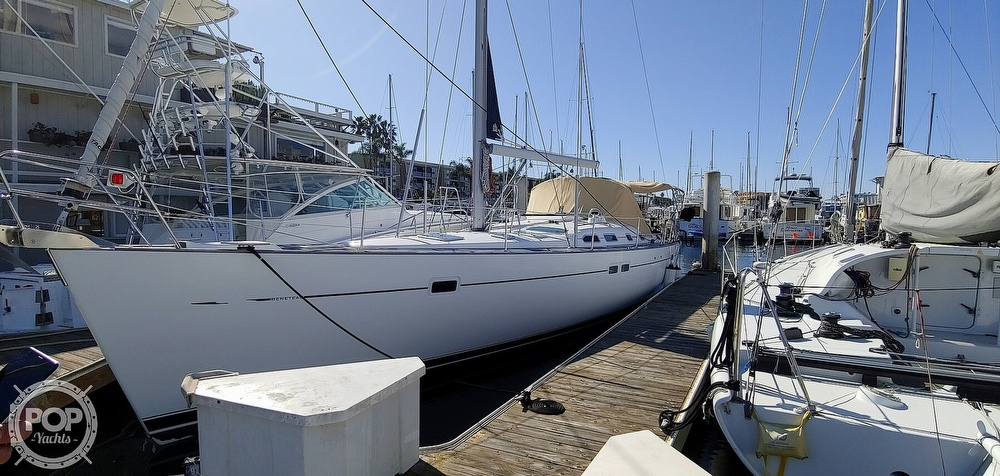 2004 Beneteau boat for sale, model of the boat is Oceanis 473 & Image # 4 of 40