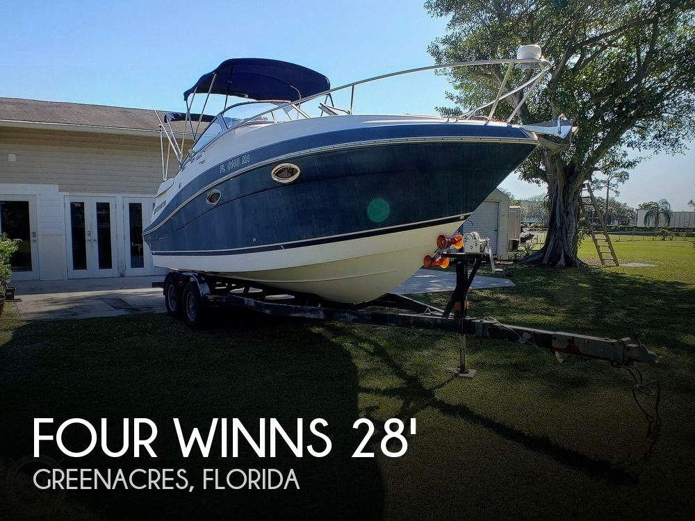 Used Four Winns Boats For Sale in Florida by owner | 2006 Four Winns Vista 258