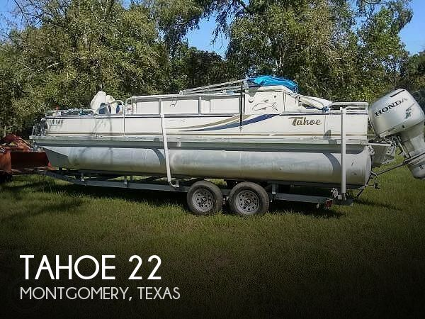Used Tahoe Boats For Sale in Texas by owner   2008 Tahoe 22