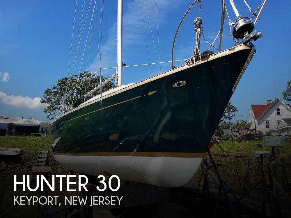 Used Hunter Sailboats For Sale by owner | 1975 Hunter 30