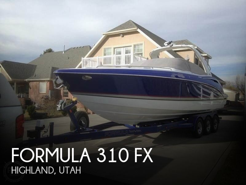 Used Boats For Sale in Utah by owner | 2015 Formula 310 FX