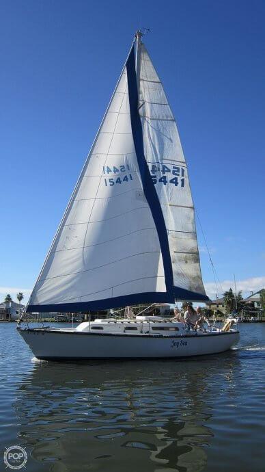 PT 32 Sailboat, 32, for sale - $14,500
