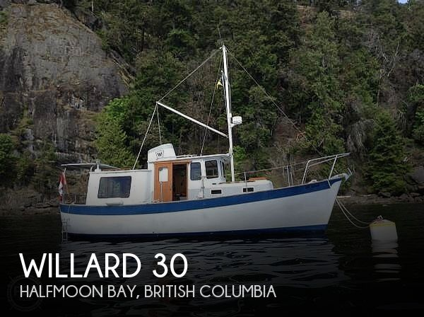 Used Willard Boats For Sale by owner | 1977 Willard 30 Voyager