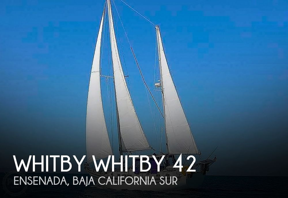 1975 Whitby Boat Works boat for sale, model of the boat is Whitby 42 & Image # 1 of 40