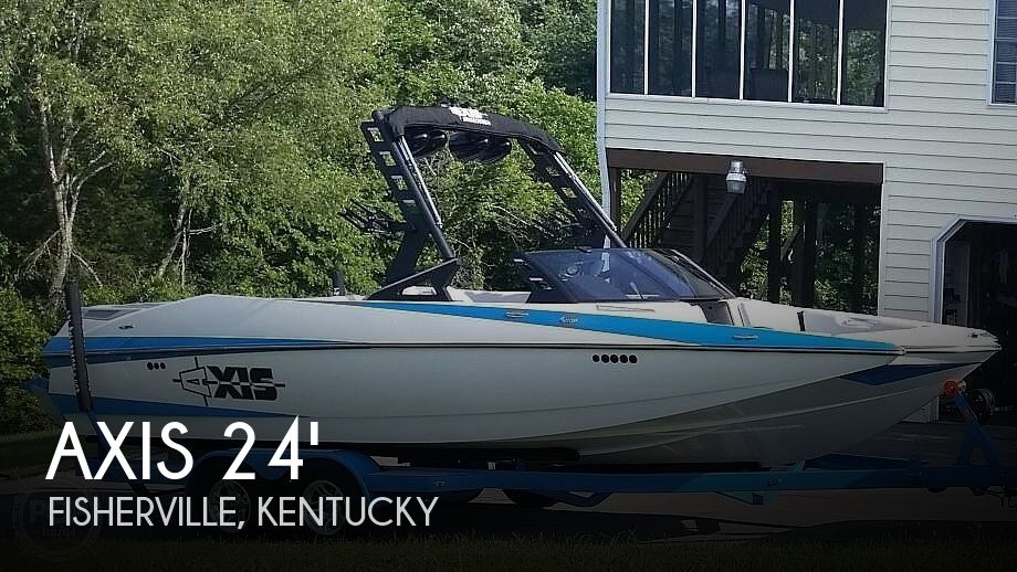 Used Boats For Sale in Louisville, Kentucky by owner | 2017 Axis Wake Research A24