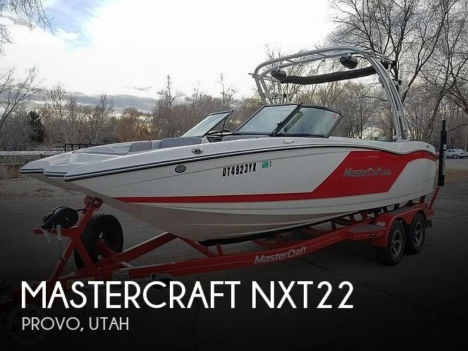 Used Mastercraft Ski Boats For Sale by owner | 2017 Mastercraft Nxt22