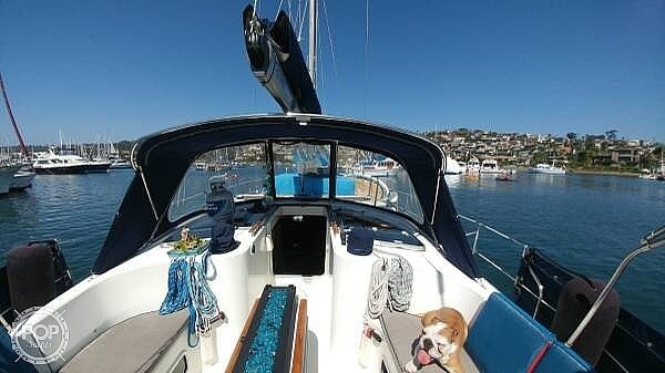 1997 Beneteau boat for sale, model of the boat is Oceanis 461 & Image # 3 of 41