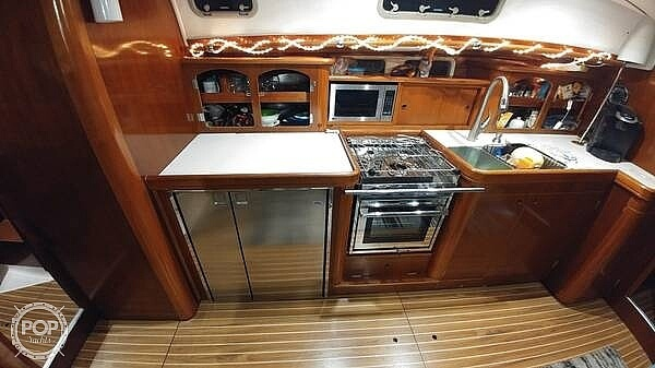1997 Beneteau boat for sale, model of the boat is Oceanis 461 & Image # 11 of 40
