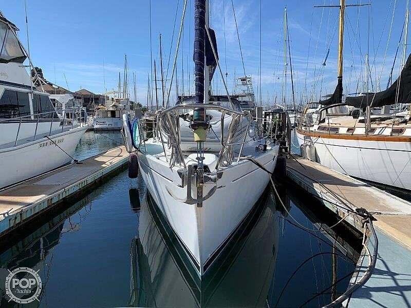 1997 Beneteau boat for sale, model of the boat is Oceanis 461 & Image # 14 of 40