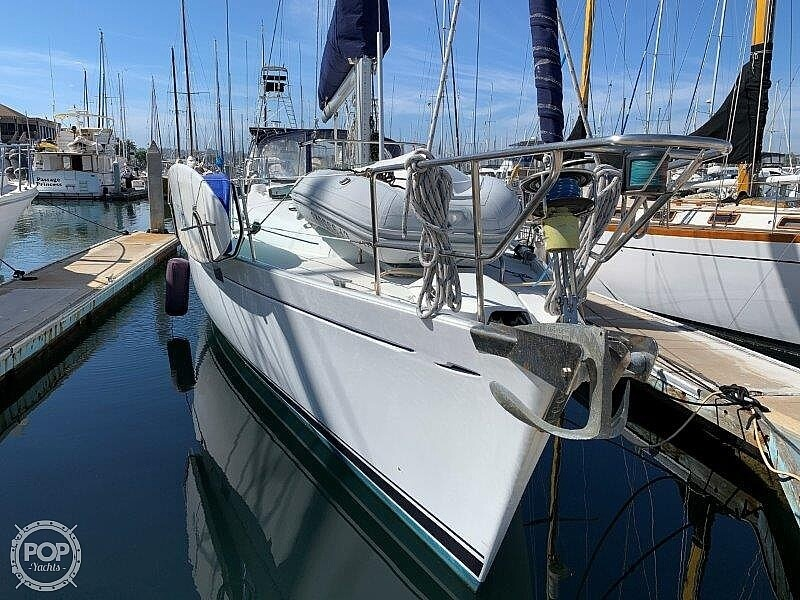 1997 Beneteau boat for sale, model of the boat is Oceanis 461 & Image # 16 of 41