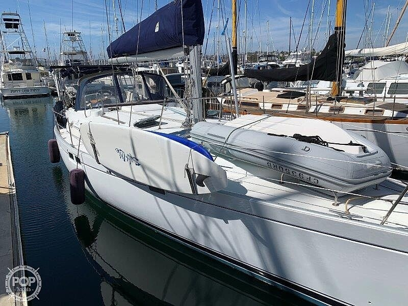 1997 Beneteau boat for sale, model of the boat is Oceanis 461 & Image # 17 of 40