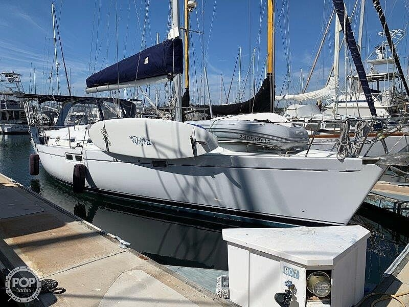 1997 Beneteau boat for sale, model of the boat is Oceanis 461 & Image # 18 of 41