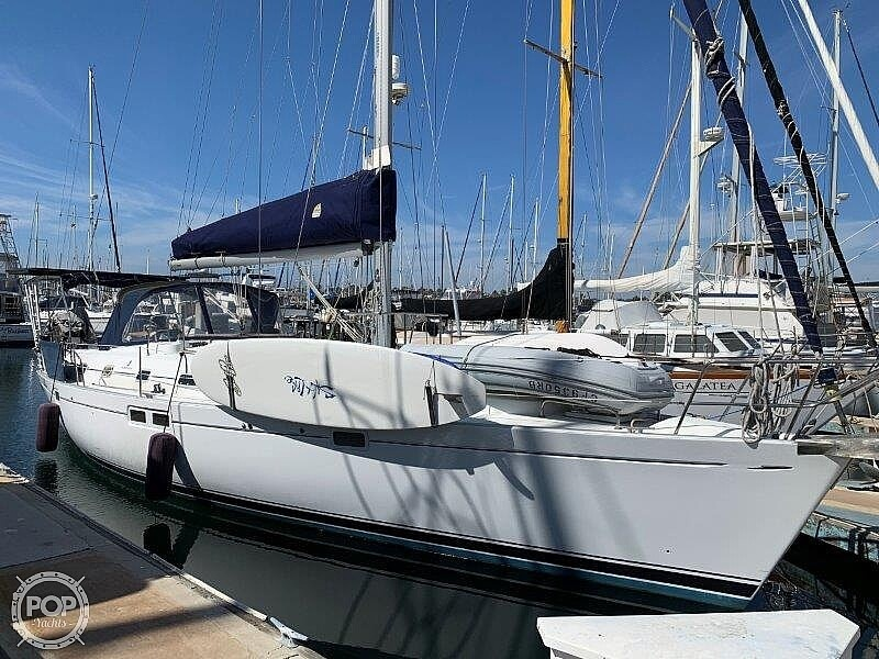 1997 Beneteau boat for sale, model of the boat is Oceanis 461 & Image # 19 of 40