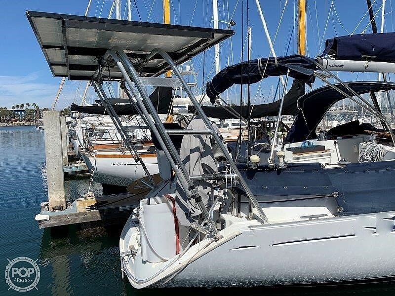 1997 Beneteau boat for sale, model of the boat is Oceanis 461 & Image # 20 of 40
