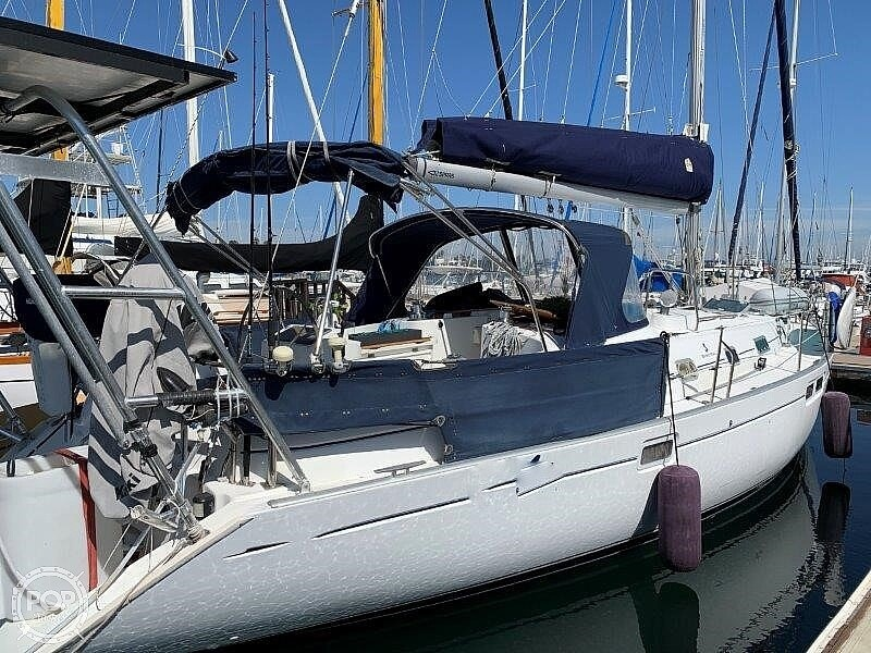 1997 Beneteau boat for sale, model of the boat is Oceanis 461 & Image # 21 of 41