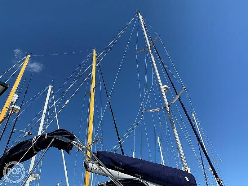 1997 Beneteau boat for sale, model of the boat is Oceanis 461 & Image # 23 of 41