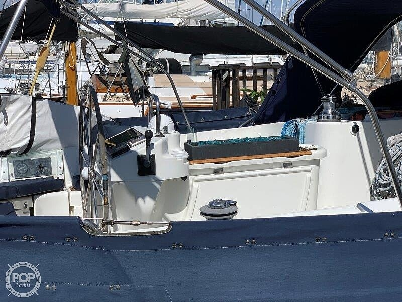 1997 Beneteau boat for sale, model of the boat is Oceanis 461 & Image # 24 of 40