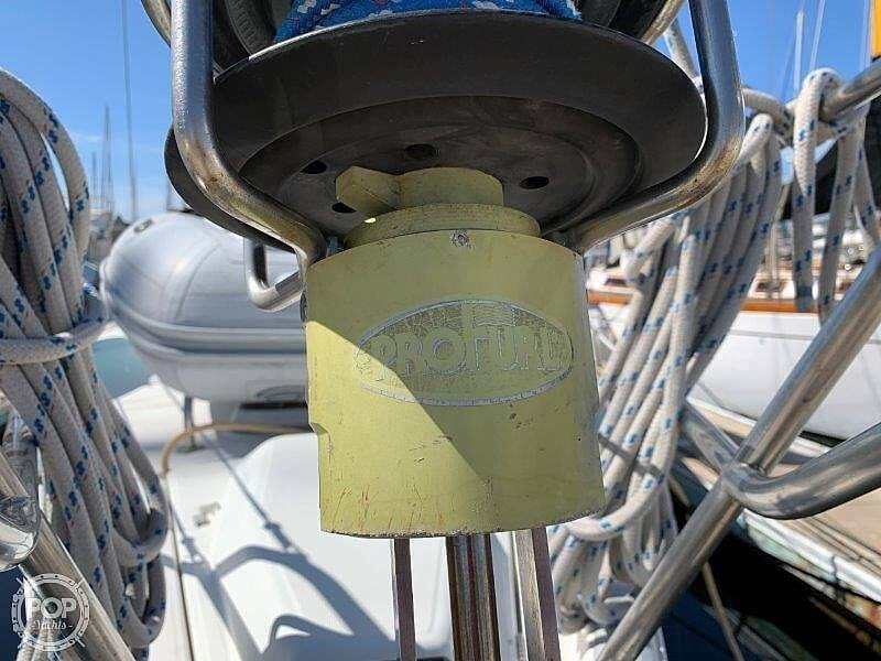 1997 Beneteau boat for sale, model of the boat is Oceanis 461 & Image # 25 of 40