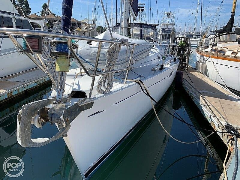 1997 Beneteau boat for sale, model of the boat is Oceanis 461 & Image # 28 of 41