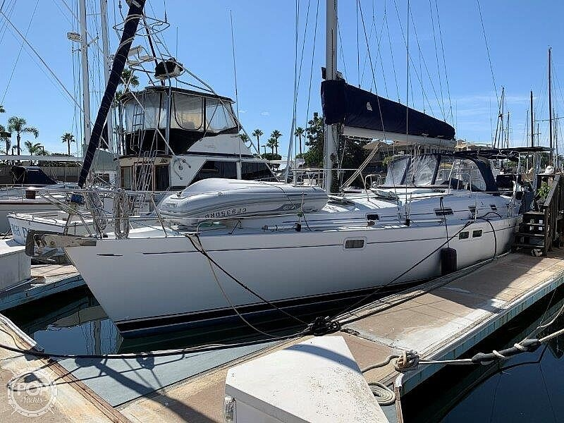 1997 Beneteau boat for sale, model of the boat is Oceanis 461 & Image # 28 of 40
