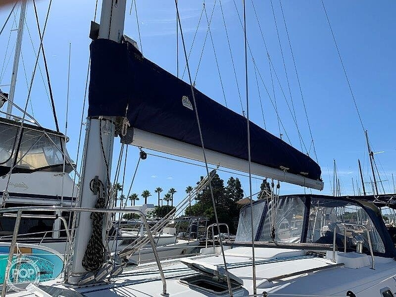1997 Beneteau boat for sale, model of the boat is Oceanis 461 & Image # 30 of 41