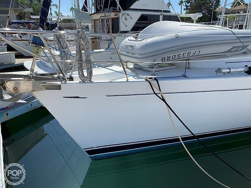 1997 Beneteau boat for sale, model of the boat is Oceanis 461 & Image # 30 of 40