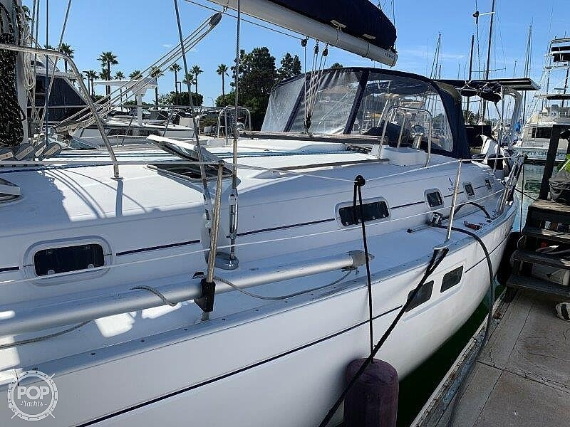 1997 Beneteau boat for sale, model of the boat is Oceanis 461 & Image # 33 of 41