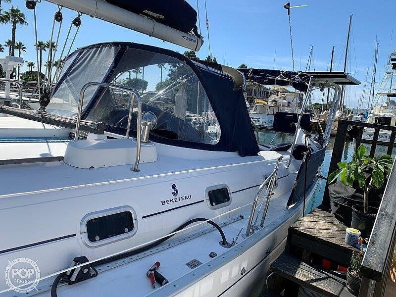 1997 Beneteau boat for sale, model of the boat is Oceanis 461 & Image # 34 of 41