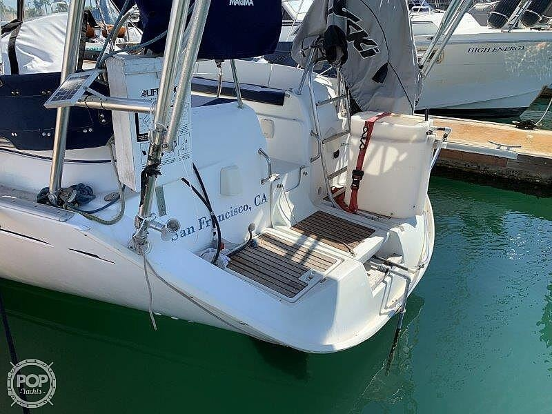1997 Beneteau boat for sale, model of the boat is Oceanis 461 & Image # 35 of 41